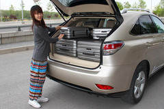 用事实说话:豪华SUV储物空间比拼