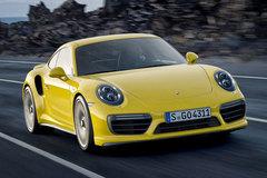 保时捷911 Turbo多项升级 动力更强劲