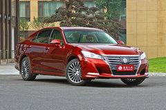 2015中国汽车年度中大型车:丰田皇冠