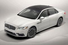 林肯Continental将于4月北京车展首发