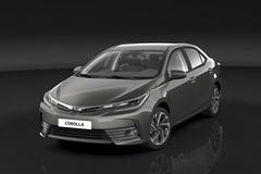 新款丰田卡罗拉官图发布 未来将引入