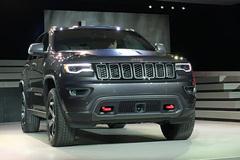 Jeep大切诺基Trailhawk 纽约车展首发