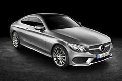 奔驰新C级Coupe今晚将上市 预售38万起