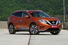 日产楼兰新车型上市 售31.28-33.38万
