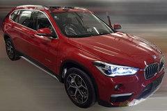 国产全新X1最新实车图 北京车展发布