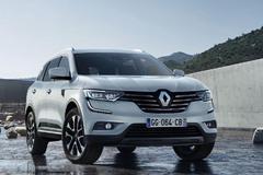 雷诺科雷傲新车型发布 北京车展亮相
