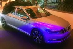 北京车展探馆:一汽-大众全新迈腾