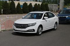 北京车展探馆:奔腾B30 EV