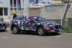 北京车展探馆:马自达CX-4