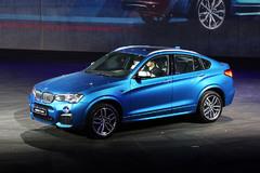全新宝马X4 M40i上市 售价77.4万元