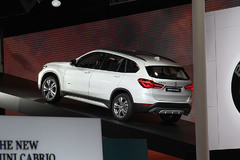 北京车展探馆:全新宝马X1长轴距版