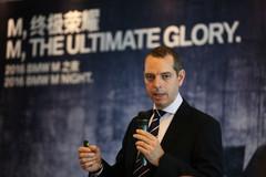 范梅尔:将把更多M车型引入中国市场