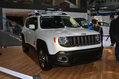 新车图解:Jeep自由侠 个性复古风