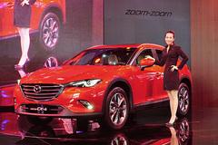 马自达CX-4北京车展全球首发 6月上市