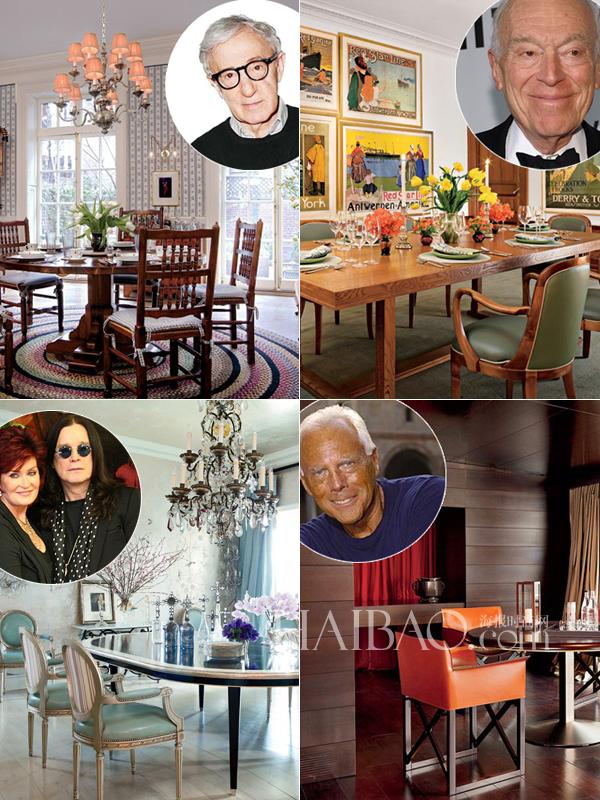 设计 饭厅/饭厅,在一家中处于举足轻重的地位。