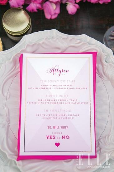 yes or no?-傲娇的小新娘只对爱的那个人任性 求婚要这样子