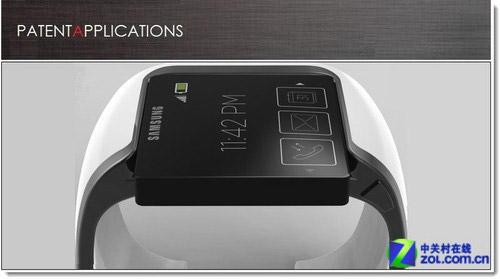 苹果s4腕表_意与苹果争高下 三星也在研发智能腕表
