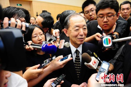 ***驻华大使丹羽宇一郎在京出席活动