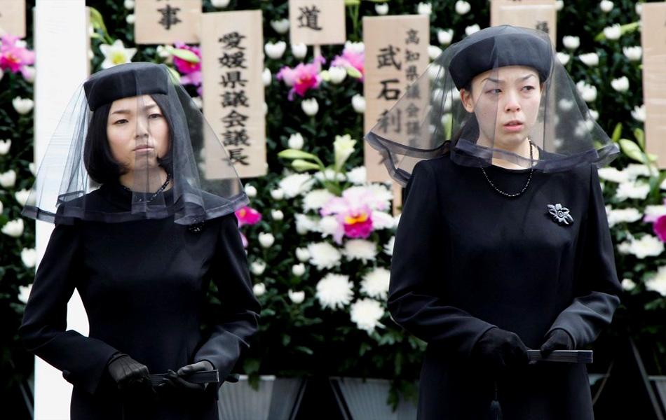 日本皇室葬礼 资讯频道
