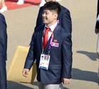 朝鲜奥运西装