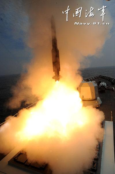[引用]中国现代级与054A实弹反导 8弹齐射击毁5枚靶弹 - yfdgad - yfdgad的博客