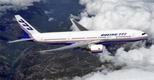 军事  海外网3月13日电(记者洪延青)波音777飞机发动机具有自动向地面