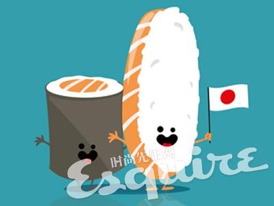 食物研究会: 寿司or紫菜包饭 傻傻分不清楚