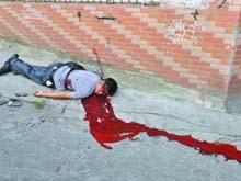 周克华被击毙