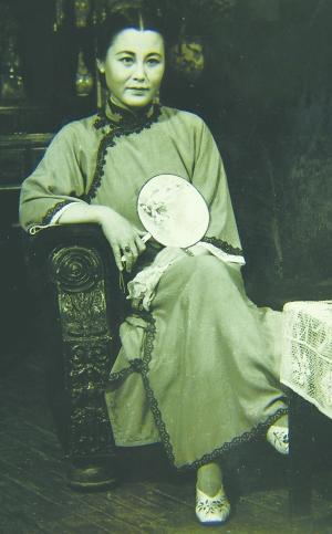 表演艺术家吕恩因病逝世 曾饰演《雷雨》繁漪…… - anshzhou - anshzhou的博客