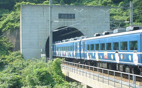 世界第一长——日本青函海底隧道