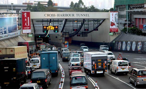世界上最繁忙的海底隧道
