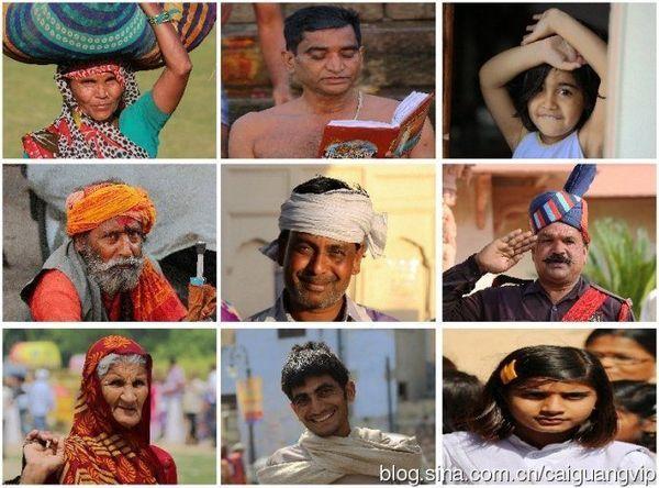 印度人是什么人种