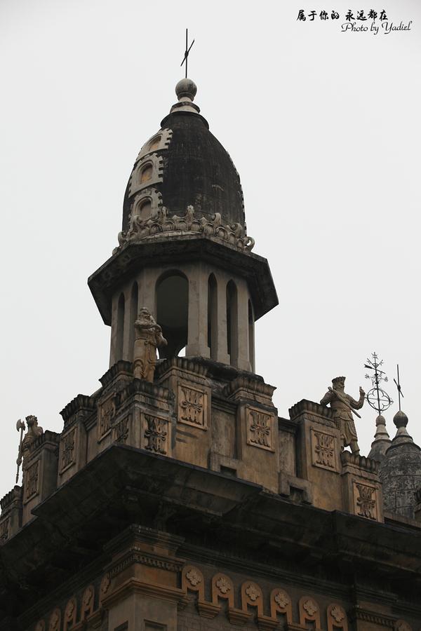欧式传统建筑-寺庙