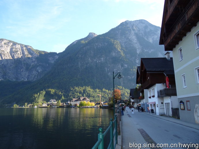 奥地利小镇-哈斯塔特
