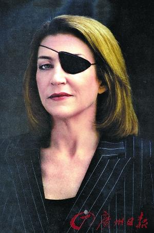 玛丽 科尔文 我的工作就是做一名战争证人