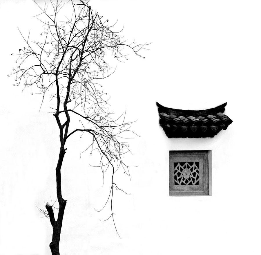 雪花纯生中国古建筑摄影大赛作品集锦