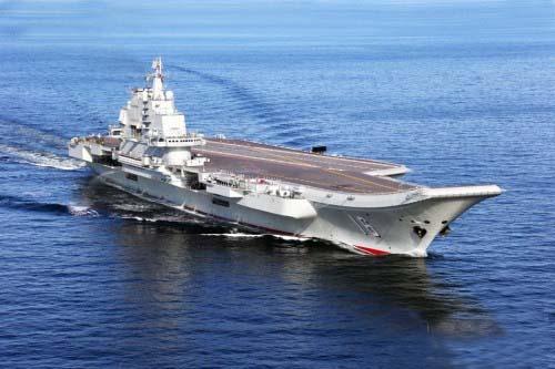 正待启航的中国航母编队,辽宁舰队 - sssss520521 - sssss520521的博客