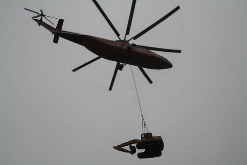 中俄或联合研制世界最大直升机