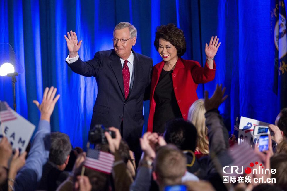 美国中期选举共和党获胜 奥巴马成跛鸭总统