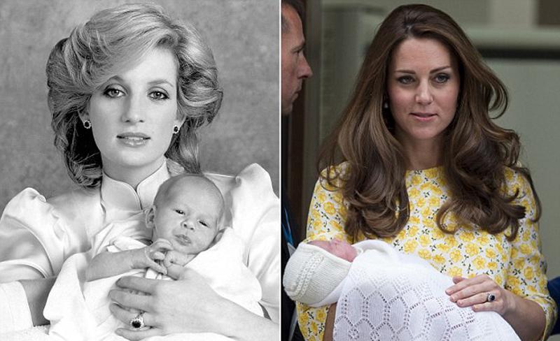 此前,威廉王子的母亲戴安娜王妃一直希望能够有一个女儿,如今左