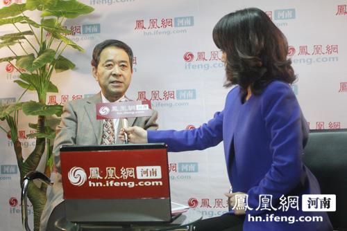 河南省豫商联合会会长陈义初谈《黄河之子》