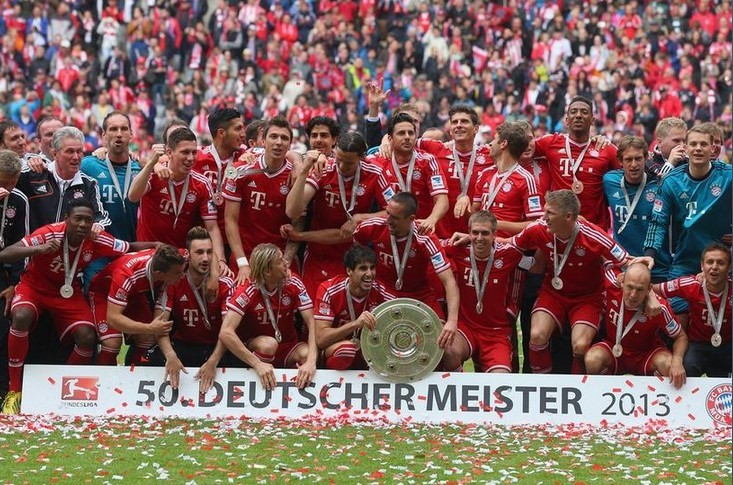 德甲冠军21:30赛事直播德甲联赛第六轮-拜仁慕尼黑VS科隆