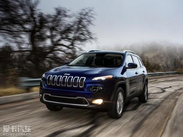 Jeep正研发自由光SRT 配四驱\/动力升级
