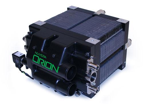 同时,这两家公司的配送中心都已经配备了燃料电池加氢系统,使用由