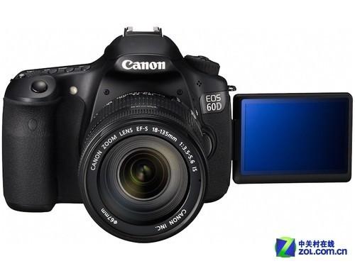 图为:佳能EOS60D数码单反相机