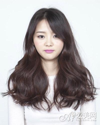 长发变短发扎法图解 尽显韩式甜美|长发|发型_凤凰时尚