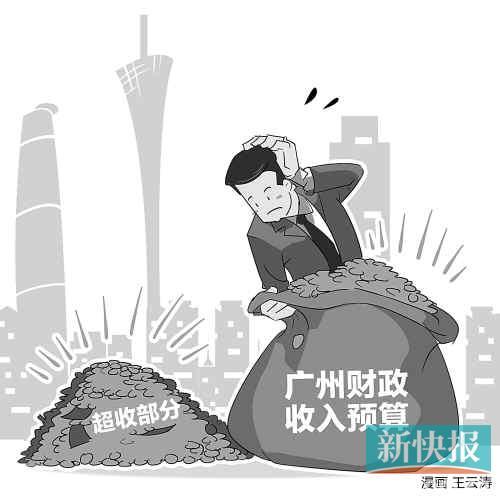 财政收入_广州 各区 财政收入