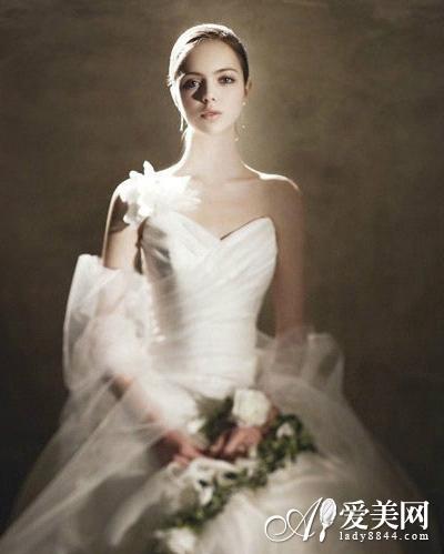 欧美新娘发型秀 尽显新娘绝美气质 新娘 婚纱