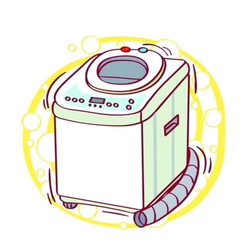 当心!羽绒服慎用洗衣机|洗衣机|滚筒洗衣机