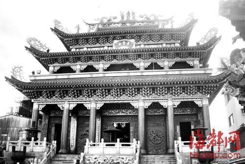 仙游古建传统木结构营造